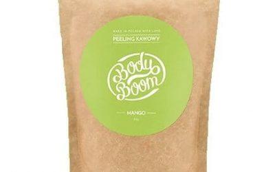 BodyBoom Peeling Kawowy Mango 30g