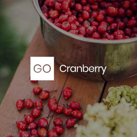 GoCranberry kosmetyki UK