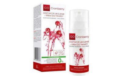 GoCranberry Odżywcze ukojenie – krem do twarzy 50ml