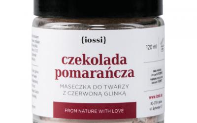 Iossi Maseczka czekolada pomarańcza 120ml