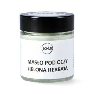 La-Le Krem pod oczy zielona hebrata Kosmetyki naturalne i organiczne UK Dunia Organic