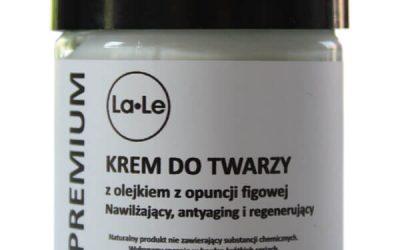 La-Le Krem z olejkiem z opuncji figowej 60ml
