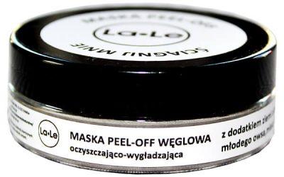La-Le Maska peel-off oczyszczająco-ściągająca 50ml