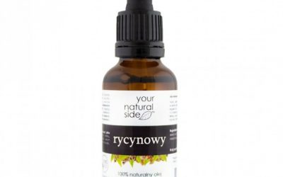 Your Natural Side Olej rycynowy 30ml