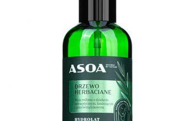 Asoa Hydrolat z Drzewa Herbacianego 100ml
