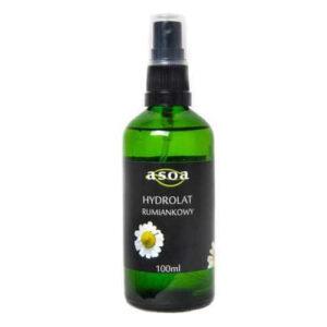 Asoa Hydrolat rumiankowy 100ml. Kosmetyki naturalne i organiczne w UK Dunia Organic. (1)