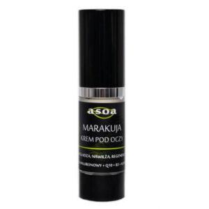 Asoa Krem pod oczy Marakuja 15ml . Kosmetyki naturlane i organiczne w UK Dunia Organic (1)