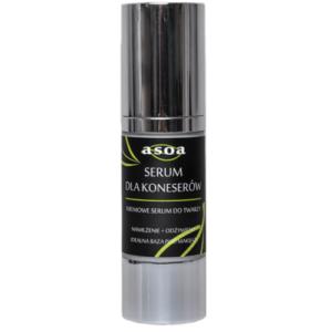 Asoa Serum dla koneserów - serum do twarzy . Kosmetyki naturlane i organiczne w UK Dunia Organic (1)