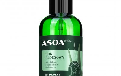 Asoa Sok Aloesowy 100ml