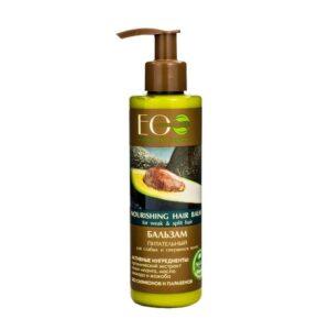 EcoLab Odżywczy balsam do włosów łamliwych i osłabionych. Eco Laboratorie UK Kosmetyki naturalne . Dunia Organic.