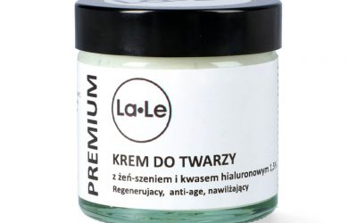 La-Le Krem żeń-szeń z kwasem hialuronowym 60ml