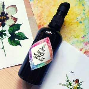 Nowa kosmetyka Tonik Na skórki, pory i inne zmory. Kosmetyki naturalne i organiczne UK Dunia Organic