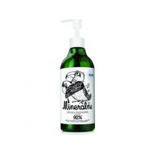 Yope Mineralne Mydlo kuchenne do rak 500ml. Kosmetyki naturalne i organiczne UK Dunia Organic