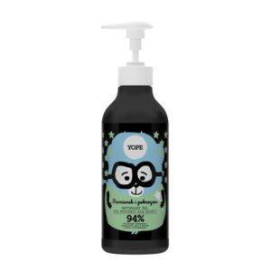 Yope Naturalny zel pod prysznic dla dzieci Rumianek i pokrzywa 400ml. Kosmetyki naturalne i organiczne UK Dunia Organic