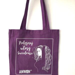 Anwen Torba bawełniana. Kosmetyki do włosów UK Dunia Organic