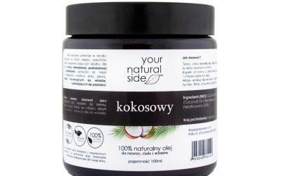 Your Natural Side Olej Kokosowy Nierafinowany 100ml