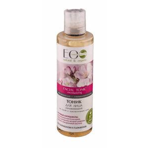 EcoLab Nawilżający tonik do twarzy. Naturalne kosmetyki UK Dunia Organic