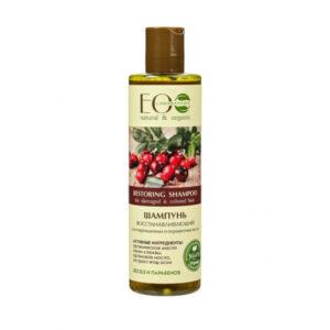 EcoLab Regenerujący szampon do włosów farbowanych i zniszczonych. Naturalne kosmetyki w UK Dunia Organic