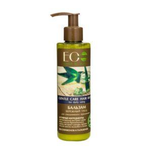 Ecolab Balsam kojący do wrażliwej skóry głowy. Naturalne kosmetyki do włosów UK Dunia Organic