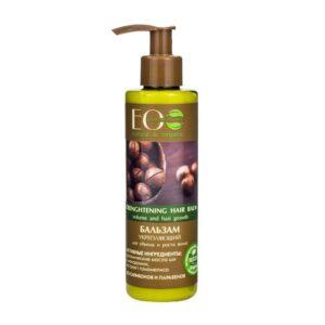Ecolab Wzmacniający balsam do włosów - Objętość i Wzrost. Naturalne kosmetyki do włosów UK Dunia Organic