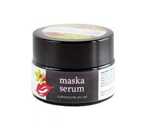 Your Natural Side Maska serum całonocne do ust 15ml