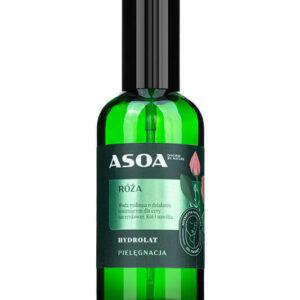Asoa Hydrolat różany. Kosmetyki naturalne i organiczne w UK Dunia Organic.