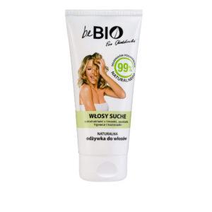 BeBio Naturalna Odżywka do włosów suchych 200ml Dunia Organic UK Ewa Chodakowska