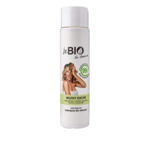 BeBio Naturalny Szampon do włosów suchych 300ml Dunia Organic UK Ewa Chodakowska