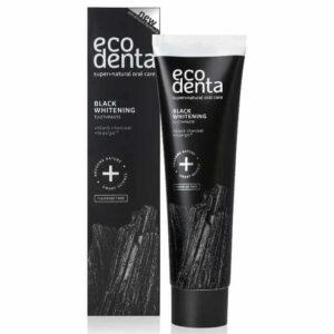 Ecodenta Pasta do zębów wybielająca. Naturalne kosmetyki do twarzy UK. Dunia Organic