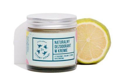 Mydlarnia 4 Szpaki Dezodorant w kremie cytrusowo-ziołowy 60ml