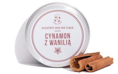 Mydlarnia 4 Szpaki Mus do ciała Cynamon i Wanilia 150ml