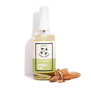 Mydlarnia cztery Szpaki Superlekki olejek do ciała Lawenda+Ylang. Naturalne kosmetyki UK Dunia Organic