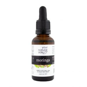 Your Natural Side Olej Moringa 10 ml. Naturalne oleje UK Dunia Organic UK