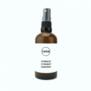 La-Le Hydrolat z pszenicy samopszy . Kosmetyki naturalne i organiczne UK Dunia Organic