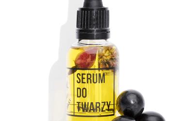 Mydlarnia 4 Szpaki Nawilżające serum do twarzy z Wit. C 30ml