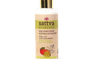 Sattva Ayurveda Odżywka do włosów Mango 210 ml