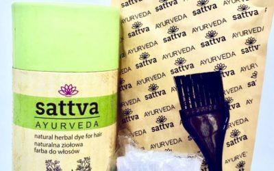 Sattva Ayurveda Henna do włosów Cassia 150g