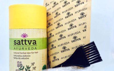 Sattva Ayurveda Henna do włosów Jasny Blond 150g