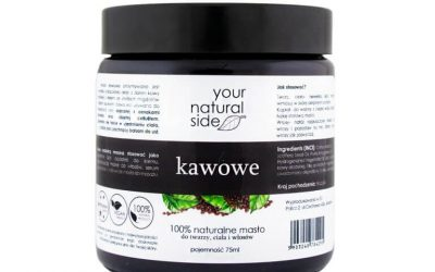 Your Natural Side Masło kawowe 75 ml