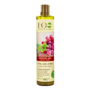 EcoLab Aksamitna skóra, żel pod prysznic. Naturalne kosmetyki do ciała UK Dunia Organic