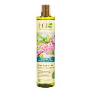 EcoLab Odświeżający żel pod prysznic. Naturalne kosmetyki do ciała UK Dunia Organic
