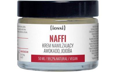 Iossi Krem nawilżający NAFFI Awokado & Jojoba 50 ml
