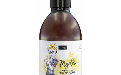 LaQ Mydło w płynie do rąk – banan 300ml