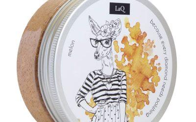 LaQ Peeling myjący – melonowy 200ml
