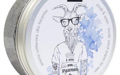 LaQ Peeling myjący – męski 200ml