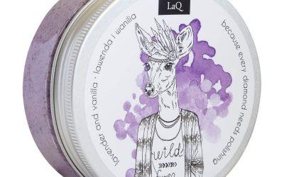 LaQ Peeling myjący – lawendowo waniliowy 200ml