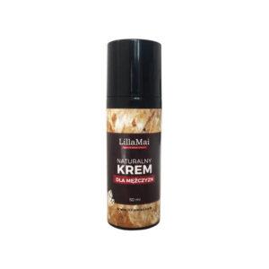 Lillamai KRem dla mezczyzn. Kosmetyki naturalne i organiczne UK Dunia Organic.