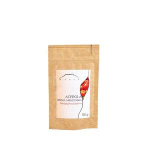 Nanga Acerola . Zioła do włosów UK. Dunia Organic