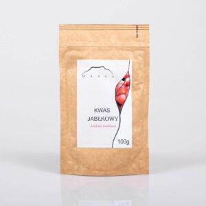 Nanga Kwas jabłkowy. . Zioła do włosów UK. Dunia Organic