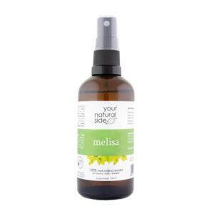 Your Natural Side Woda z melisy lekarskiej 100ml. Naturalne kosmetyki w UK Dunia Organic